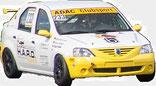 H.A.R.D. Speed Motorsport #233 ADAC Logan Cup 2018