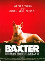 affiche film baxter bull terrier