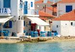 Een zeiljacht huren voor flottieljezeilen in Griekenland
