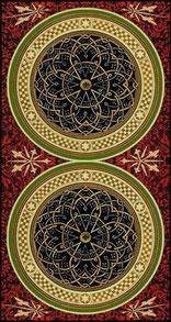 Tarot Botticelli - Dos