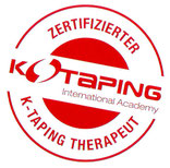 K-Taping Therapeut seit 2008