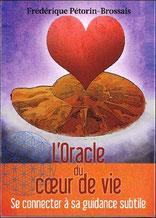 L'Oracle du coeur de vie, Pierres de Lumière, tarots, lithothérpie, bien-être, ésotérisme