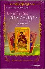 Les cartes des anges, Pierres de Lumière, tarots, lithothérpie, bien-être, ésotérisme