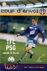 Programme  Toulouse-PSG  2003-04