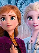 broderie diamant princesses