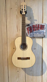 Pro Natura - Silver Series  3/4 - Kinderkonzetgitarre, Kinder- Acousticguitar 3/4, Natural- Finish, Guitar for Kids 75365 Calw - Germany