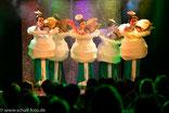Flapper-Flüsterkneipe-Burlesque-Hollywood-Broadway Jazz-Showtanz