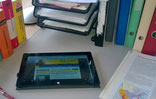 Laptop bereichert den Unterricht