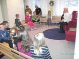 Foto Sparr: Kindergarten in Finnland