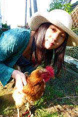 鶏と一緒に 立花雪 YukiTachibana