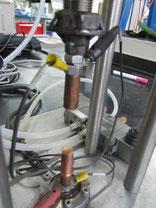 Messung des elektrischen Widerstandes