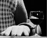 Marionette de Saturnin dans le spectacle Petites Philosophies de comptoir avec Pascale Rambeau et Jenny Emerit, par la compagnie Parolata Sung, Vienne86, Nouvelle-Aquitaine
