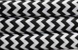 Textilkabel 3x0,75 Grau
