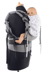 Full Buckle, SSC, very adjustable babycarrier, grows with your baby, padded shoulder straps, hipbelt