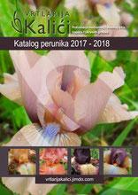 Vrtlarija kalići catalog, perennial plant nursery