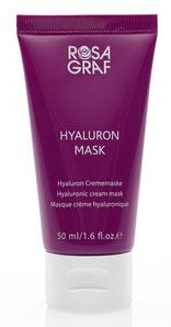 DS Kosmetik Fraubrunnen - Hyaluron Mask Rosa Graf