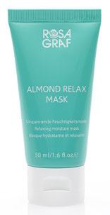 DS Kosmetik Fraubrunnen - Almond Relax Mask Rosa Graf