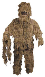 Ghillie Suit Sniper