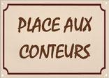 """logo de """"Place aux conteurs"""""""