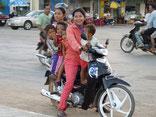 Moto, Battambang, Cambodia