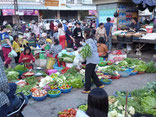 local Market, Battambang, Cambodia