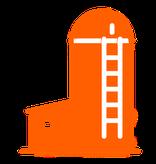 plagas en silo
