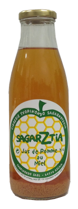 SAGARZTIA APPLE JUICE WITH HONEY
