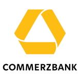 Logo unserer Partnerbank Commerzbank