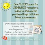 Glück, Doris Franke Coaching Beratung Motivation