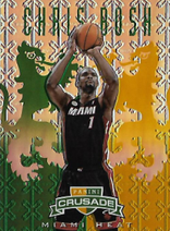 CHRIS BOSH / Parallel - No. 286  (#d 11/25)