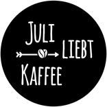 Juli liebt Kaffee Logo