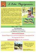 echo payrignacois N°12 mai 2012