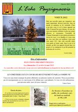 echo payrignacois N°11 janvier 2012