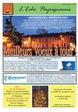 echo payrignacois N°20 janvier 2015