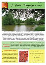 echo payrignacois N°21 mai 2015