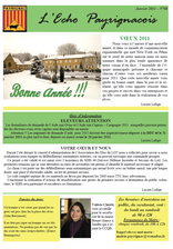 echo payrignacois N°08 janvier 2011