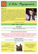 echo payrignacois N°13 octobre 2012