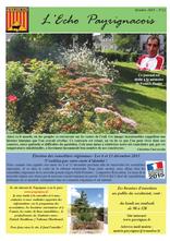 echo payrignacois N°22 octobre 2015