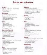 5 journée nationale information Patients entourage journée patient filmc fi lmc france leucemie myeloide chronique 15 NOVEMBRE 2014