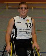 Darius Friesen: mit Potential zur U19-Nationalmannschaft
