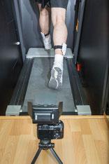 Estudio de la pisada para la correcta elección de zapatillas deportivas
