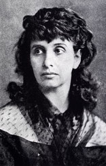Unknown authorUnknown author, Hedwig Dohm, als gemeinfrei gekennzeichnet, Details auf Wikimedia Commons