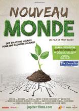 ciné-débat avec le film Nouveau Monde à Tours - plate-forme bien-être Via Energetica
