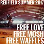 Free Love. Free Mosh. Free Waffles!