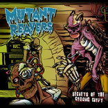 Mutant Reavers - Secret of the Cyborg Crypt CD