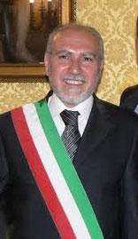 Il sindaco di Anagni Carlo Noto