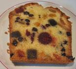 recette du cake Lenôtre