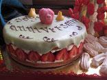 recette du gâteau fraisier Lenôtre