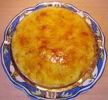 recette tarte aux poires crème pâtissière