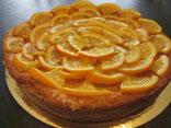 recette tarte oranges caramélisées